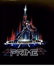 Transformers Tron Optimus Prime Crossover T-Shirt Mens Size M Autobots