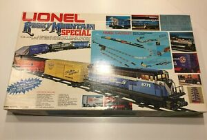 Lionel # 1765 Rocky Mountain Special Set - 1977