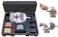 Mastercool 71550 A/C Hose Crimper Tool Kit Brand New w/ Warranty!