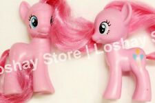 My Little Pony 2 LOT PINKIE PIE Friendship is Magic Favorite Collection Figure