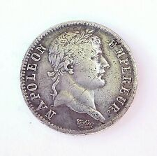 NAPOLEON Ier  1 franc 1808 I