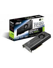 Schede video e grafiche ASUS modello NVIDIA GeForce GTX 1080 CUDA per prodotti informatici