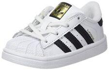 Bianco 22 adidas Superstar I Scarpe da ginnastica Basse Unisex-bimbi (footwear