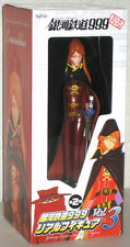 GALAXY EXPRESS 999 / STAR BLAZERS Taito Queen Emeraldas Figure / Harlock