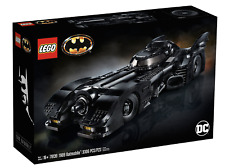 Lego 76139 DC Superheroes 1989 Batmobile Batman Joker Vicki Vale Minifigure New