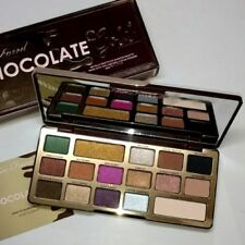 Too Faced Chocolate Gold Mettalic / Matte Eye Shadow Palette 100% Authentic Item