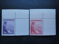 Germany Nazi 1943 Stamps MNH Adolf Hitler 54th birthday B&M WWII Third Reich Ger