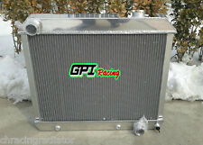 3ROW  FIT 1963-1966 1964 Chevy Panel Truck C10/ C20/ C30 Aluminum Radiator