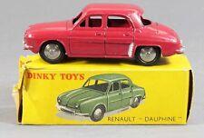 1 / 43 ème DINKY TOYS RENAULT DAUPHINE / jouet ancien