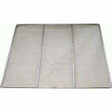 "12 Pcs Stainless Steel Donut Frying Screen, 23""x23"", Dn-Fs23"