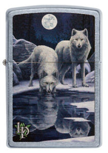 Zippo Lisa Parker Wolves 60004492 Street Chrom