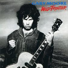 Gary Moore Wild Frontier LP Vinyl 180gm 2017