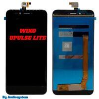 DISPLAY LCD+TOUCH SCREEN PER WIKO MOBILE UPULSE LITE VETRO NUOVO U-PULSE NERO