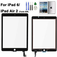 Glass Touch Screen Digitizer Replacement iPad 6/ iPad Air 2 A1566,A1567 Black