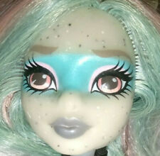 Monster High ROCHELLE GOYLE Getting Ghostly HAUNTED translucent Display VGC DOLL