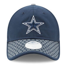 dbe13d5fb3bf8d Dallas Cowboys NFL Era 9twenty Women's Blue Sideline Adjustable Hat Cap
