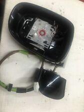 USED OEM POWER DOOR MIRROR LEXUS ES350 07 08 09 LH Black no glass