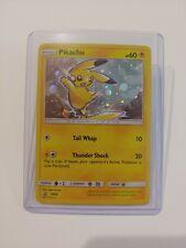 Pikachu Holo Sun & Moon Pokemon Black Star Promo SM98