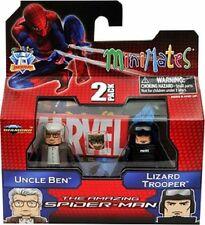 Marvel Minimates Series 46 Uncle Ben & Lizard Trooper by Diamond Select