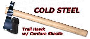 Cold Steel Tomahawk Trail Hawk Axe + Sheath 90TH-SC90TH