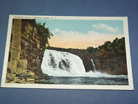 VINTAGE EARLY 1900S RAINBOW FALLS AUSABLE CHASM    NEW YORK   POSTCARD