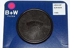 Schneider-Kreuznach 52 mm aufsteckdeckel pour 49 mm Slim Pol-Filter (Nouveau/Neuf dans sa boîte)