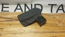 Ruger LCP .380  Kydex IWB Holster ** Ready to Ship**Lifetime Warranty**BLK**