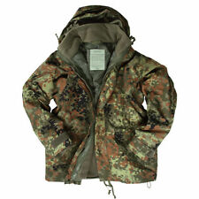Damen-Parkas Armee-Jacken
