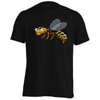 Wasp Face Angry   Men's T-Shirt/Tank Top p764m