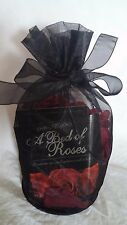 Lover's Choice Bed of Roses Red Petals - Invitation - Tea Lights - Sexy Romantic