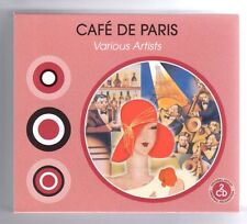 (HA159) Various Artists, Café De Paris - 2006 Boxset CD