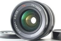 【Near MINT+】Contax Carl Zeiss Distagon T* 28mm F2.8 MMJ MF Lens from JAPAN #B011