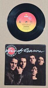 "NOISEWORKS - VOICE OF REASON - 7"" 45 VINYL RECORD w PROMO PICT SLV - 1988"