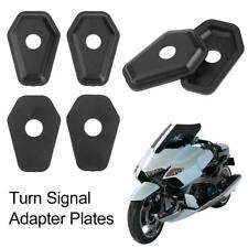 4pcs Turn Signal Adapter Plates for SUZUKI GSXR SV650S SV1000S Bandit 600 DL650