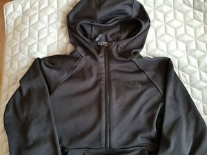 The North Face hoodie 1/2 half  zip. Age 13 Large