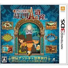 NINTEND DS NDS Import Japan 3DS Professor Layton