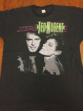 Ted Nugent- Little Miss Dangerass 1987-1988 Graphic T-shirt Size L
