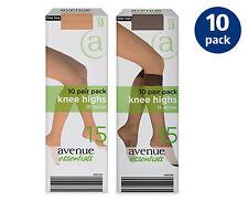 Nylon 4-11 Multipack Tights for Women