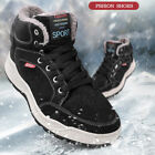 Men Thicken Boots Sports Shoes Sneakers Outdoor Winter Warm Lightweight Shoes
