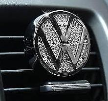 VW Volkswagen Crystal Rhinestone Swarovski Car Air Freshener Design Decor