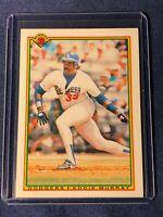 1990 Bowman EDDIE MURRAY Los Angeles Dodgers Baseball Card #101 MINT! Free Ship!
