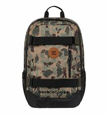 Zaino Medio DC Shoes Clocked Duck Camo 18L Scomparto PC Backpack 48x32x11
