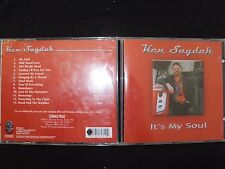 CD KEN SAYDAK / IT'S MY SOUL /