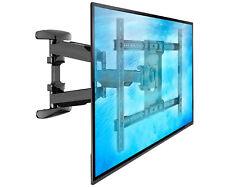 """LCD TV Wandhalterung 45-70"""" Fernseher bis VESA 600x400 Neigbar Schwenkbar - L600"""