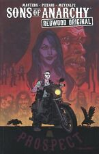 SONS OF ANARCHY REDWOOD TPB VOL 1 REPS #1-4 MINT/UNREAD