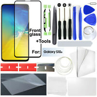 For Samsung Galaxy S10e OEM Lens Screen Front Glass Replacement +OCA Repair Tool