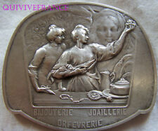 MED4225 - MEDAILLE CHAMBRE SYNDICALE BIJOUTERIE PARIS 1901 CAM - FRENCH MEDAL