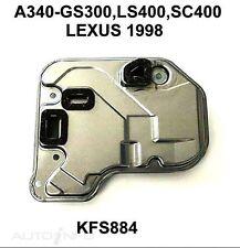 Auto Transmission Filter Kit Fits: LEXUS LS400 1UZFE V8 MPFI UCF20R 97-00