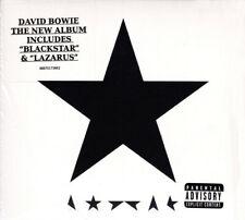 David Bowie – Blackstar & Lazarus NEU CD