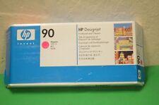 GENUINE HP 90 DESIGNJET Magenta Printhead C5056a Date 2010